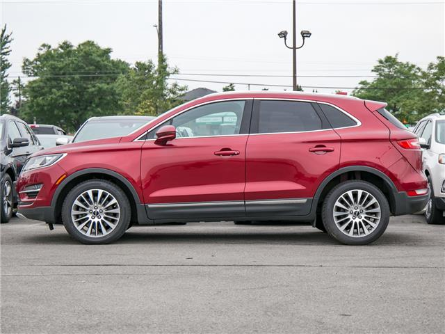2017 Lincoln MKC Reserve (Stk: A90120X) in Hamilton - Image 5 of 30