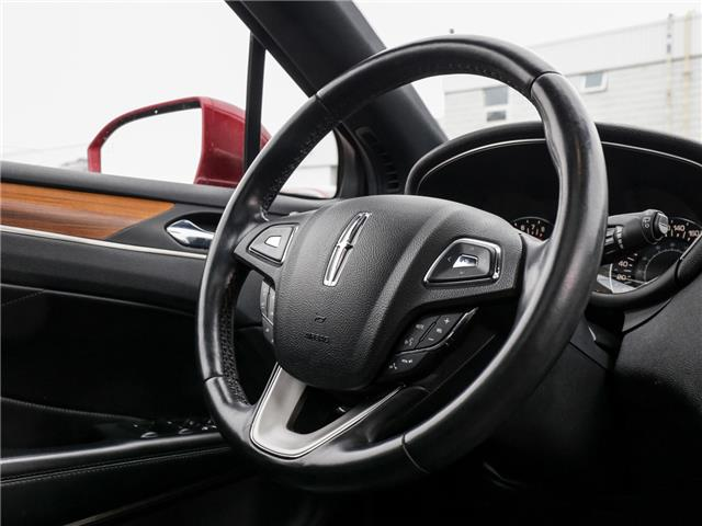 2017 Lincoln MKC Reserve (Stk: A90120X) in Hamilton - Image 30 of 30