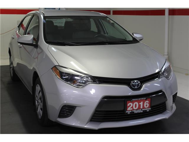 2016 Toyota Corolla LE (Stk: 298458S) in Markham - Image 2 of 21