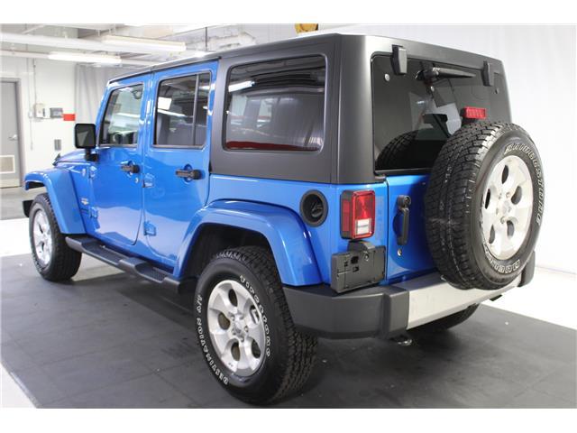 2015 Jeep Wrangler Unlimited Sahara (Stk: 298641S) in Markham - Image 17 of 24