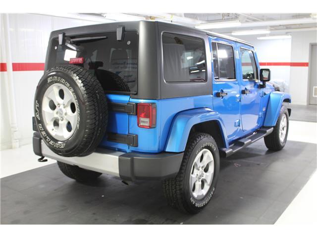 2015 Jeep Wrangler Unlimited Sahara (Stk: 298641S) in Markham - Image 23 of 24