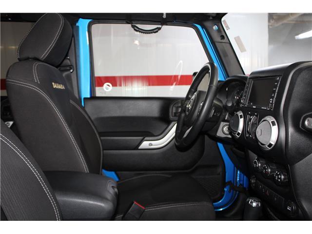 2015 Jeep Wrangler Unlimited Sahara (Stk: 298641S) in Markham - Image 15 of 24