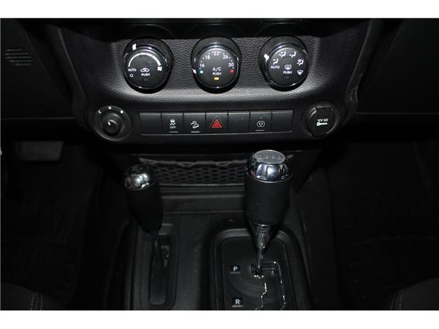 2015 Jeep Wrangler Unlimited Sahara (Stk: 298641S) in Markham - Image 13 of 24