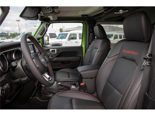 2019 Jeep Wrangler Rubicon (Stk: K594959A) in Surrey - Image 8 of 20
