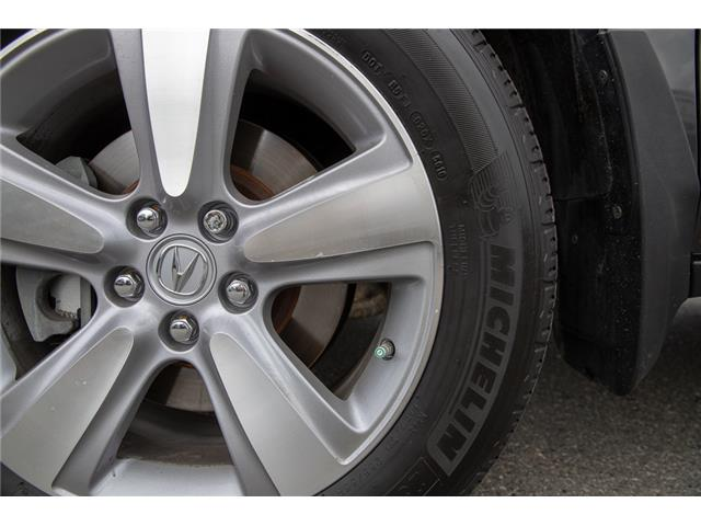 2011 Acura MDX Technology Package (Stk: K758545A) in Surrey - Image 8 of 25