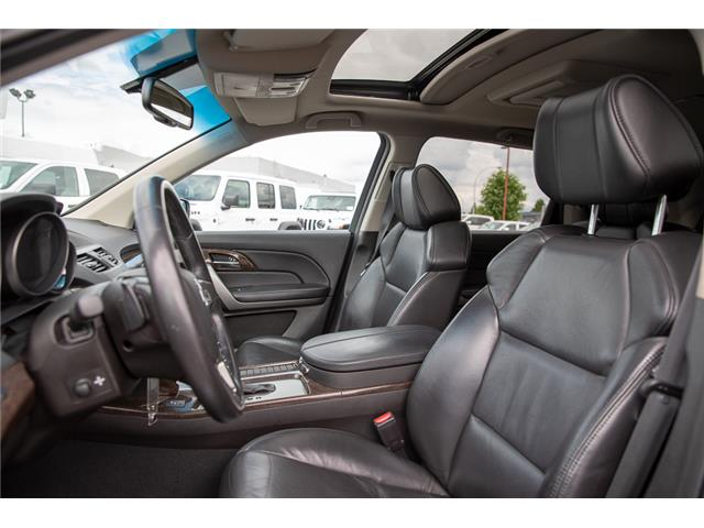 2011 Acura MDX Technology Package (Stk: K758545A) in Surrey - Image 9 of 25