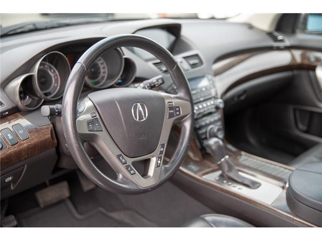 2011 Acura MDX Technology Package (Stk: K758545A) in Surrey - Image 10 of 25