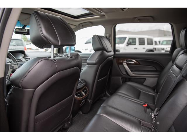 2011 Acura MDX Technology Package (Stk: K758545A) in Surrey - Image 11 of 25