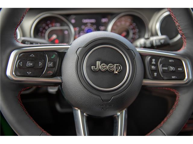 2019 Jeep Wrangler Rubicon (Stk: K594959A) in Surrey - Image 12 of 20