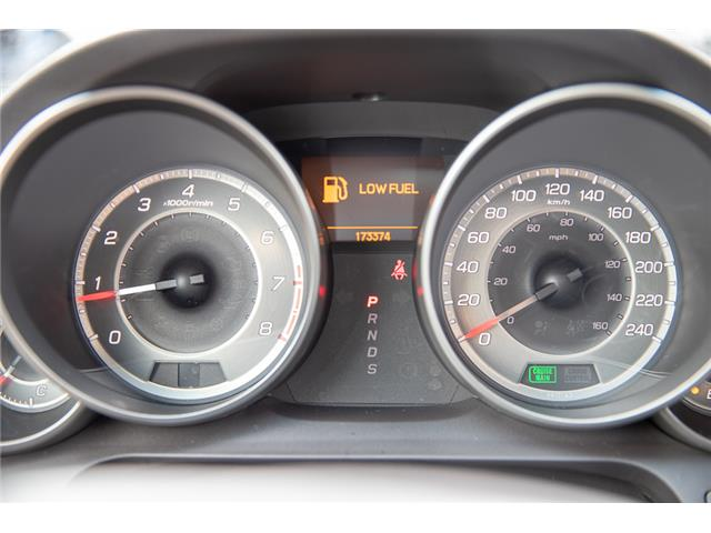 2011 Acura MDX Technology Package (Stk: K758545A) in Surrey - Image 18 of 25