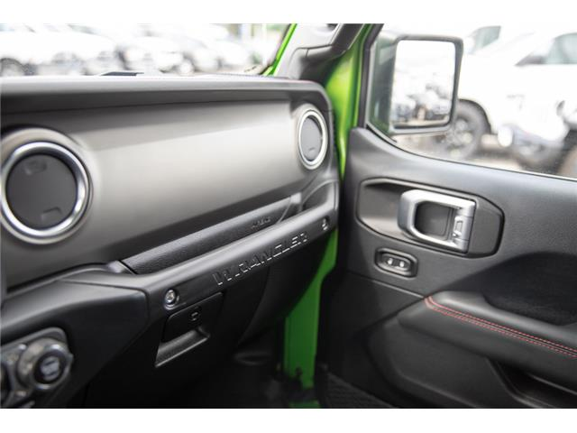 2019 Jeep Wrangler Rubicon (Stk: K594959A) in Surrey - Image 19 of 20
