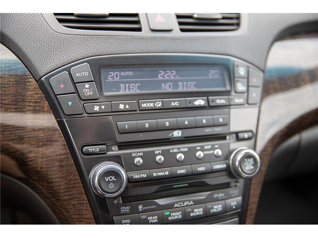 2011 Acura MDX Technology Package (Stk: K758545A) in Surrey - Image 22 of 25