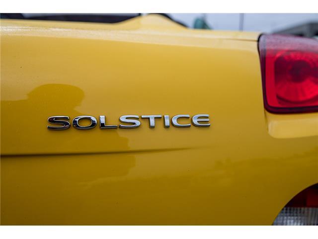 2007 Pontiac Solstice Base (Stk: SL01499AA) in Abbotsford - Image 5 of 24
