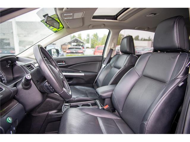 2016 Honda CR-V EX-L (Stk: M1290) in Abbotsford - Image 8 of 25