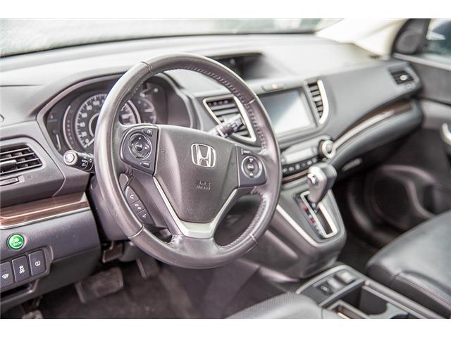 2016 Honda CR-V EX-L (Stk: M1290) in Abbotsford - Image 9 of 25