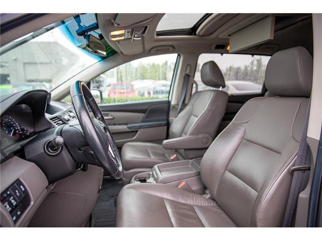 2012 Honda Odyssey Touring (Stk: M1293) in Abbotsford - Image 7 of 26