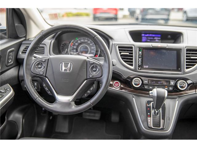 2016 Honda CR-V Touring (Stk: M1289) in Abbotsford - Image 13 of 27