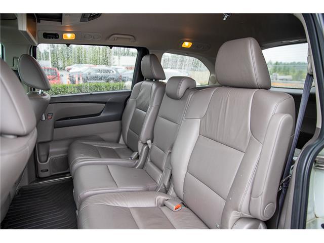 2012 Honda Odyssey Touring (Stk: M1293) in Abbotsford - Image 9 of 26