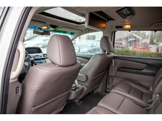 2012 Honda Odyssey Touring (Stk: M1293) in Abbotsford - Image 10 of 26