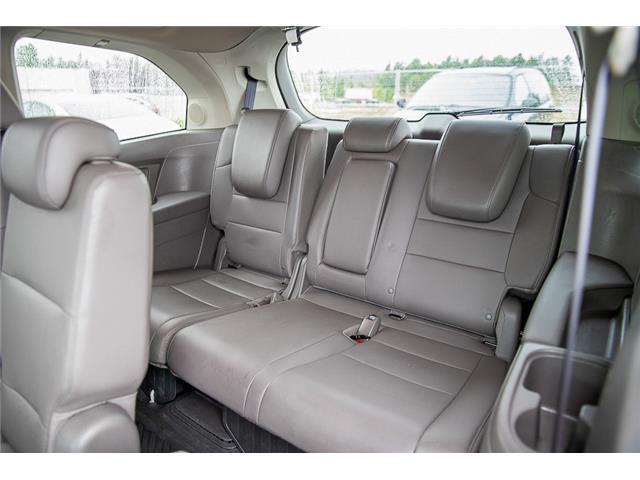 2012 Honda Odyssey Touring (Stk: M1293) in Abbotsford - Image 11 of 26