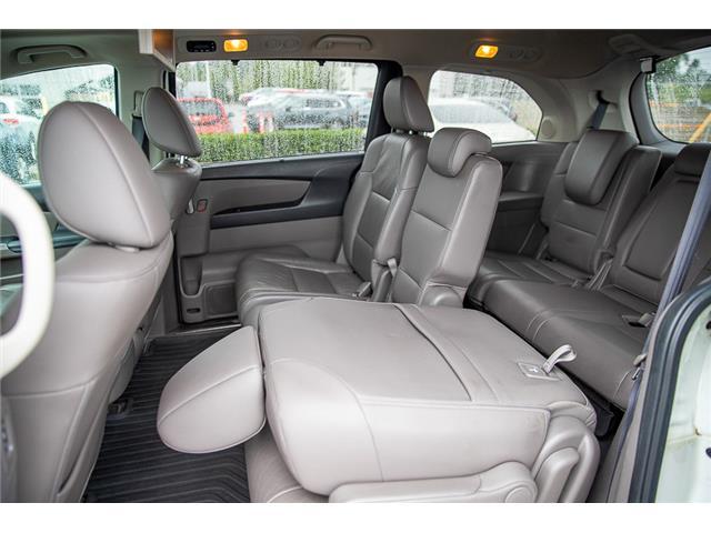 2012 Honda Odyssey Touring (Stk: M1293) in Abbotsford - Image 12 of 26