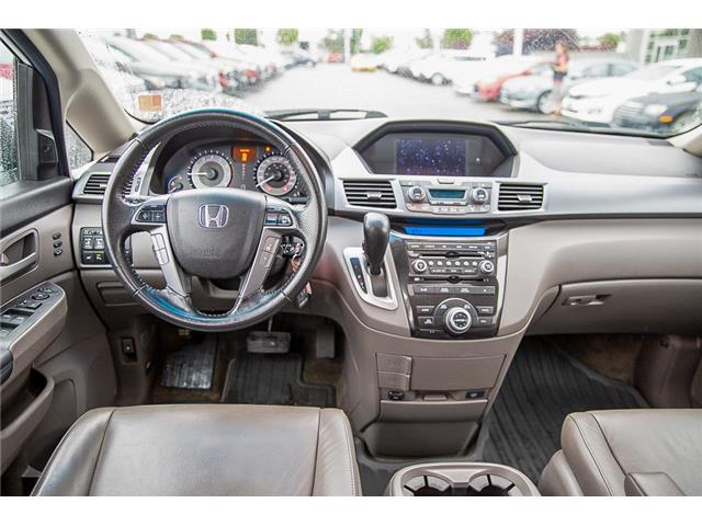 2012 Honda Odyssey Touring (Stk: M1293) in Abbotsford - Image 14 of 26