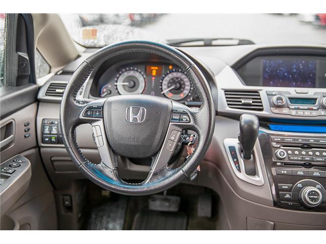 2012 Honda Odyssey Touring (Stk: M1293) in Abbotsford - Image 15 of 26