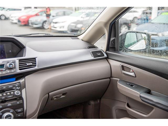 2012 Honda Odyssey Touring (Stk: M1293) in Abbotsford - Image 16 of 26