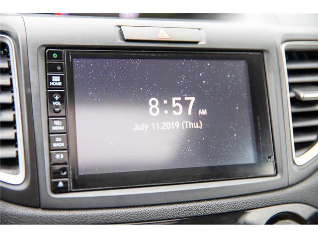 2016 Honda CR-V EX-L (Stk: M1290) in Abbotsford - Image 20 of 25