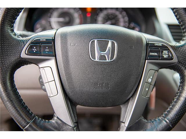 2012 Honda Odyssey Touring (Stk: M1293) in Abbotsford - Image 19 of 26