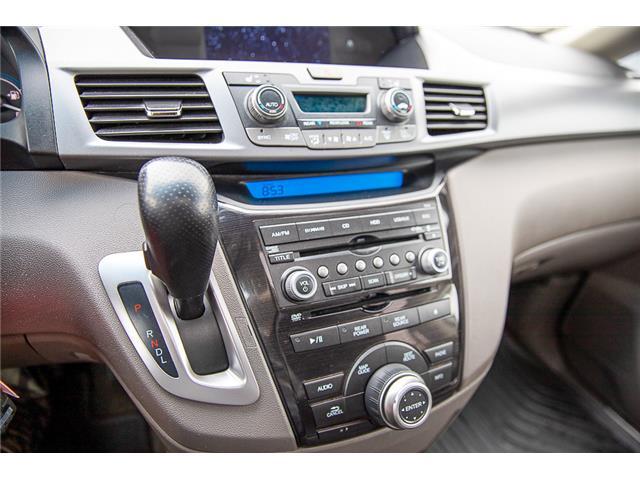 2012 Honda Odyssey Touring (Stk: M1293) in Abbotsford - Image 22 of 26