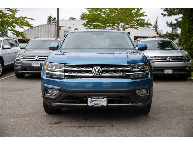 2019 Volkswagen Atlas 3.6 FSI Highline (Stk: KA528029) in Vancouver - Image 2 of 30
