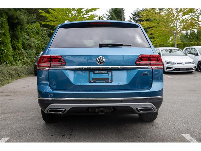 2019 Volkswagen Atlas 3.6 FSI Highline (Stk: KA528029) in Vancouver - Image 6 of 30