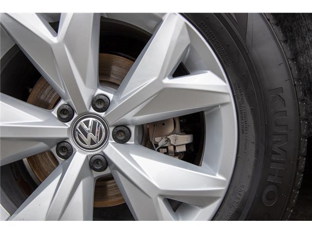 2019 Volkswagen Atlas 3.6 FSI Highline (Stk: KA528029) in Vancouver - Image 8 of 30