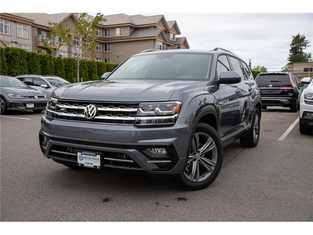 2019 Volkswagen Atlas 3.6 FSI Highline (Stk: KA564935) in Vancouver - Image 3 of 30