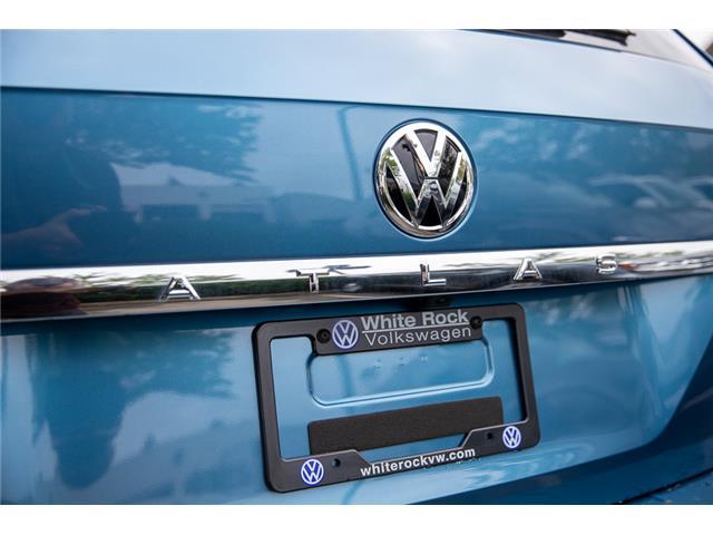 2019 Volkswagen Atlas 3.6 FSI Highline (Stk: KA528029) in Vancouver - Image 9 of 30