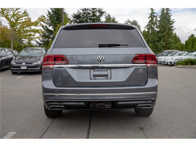 2019 Volkswagen Atlas 3.6 FSI Highline (Stk: KA564935) in Vancouver - Image 5 of 30