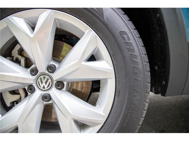 2019 Volkswagen Atlas 3.6 FSI Highline (Stk: KA528029) in Vancouver - Image 10 of 30