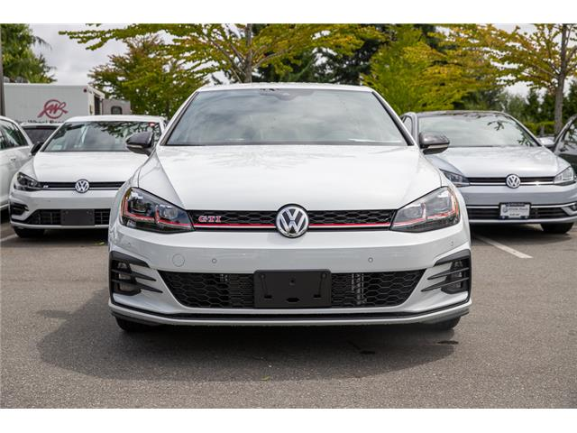 2019 Volkswagen Golf GTI 5-Door Rabbit (Stk: KG013364) in Vancouver - Image 2 of 28