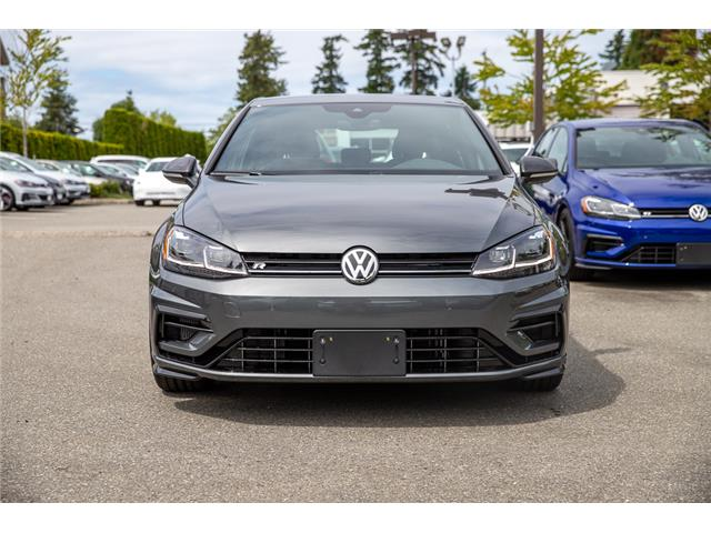 2019 Volkswagen Golf R 2.0 TSI (Stk: KG194399) in Vancouver - Image 2 of 27