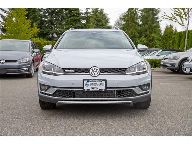2019 Volkswagen Golf Alltrack 1.8 TSI Execline (Stk: KG503747) in Vancouver - Image 2 of 28