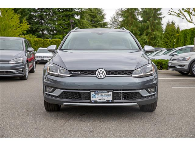 2019 Volkswagen Golf Alltrack 1.8 TSI Execline (Stk: KG503671) in Vancouver - Image 2 of 25