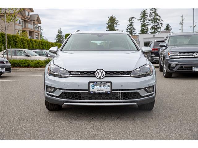 2019 Volkswagen Golf Alltrack 1.8 TSI Execline (Stk: KG508968) in Vancouver - Image 2 of 29