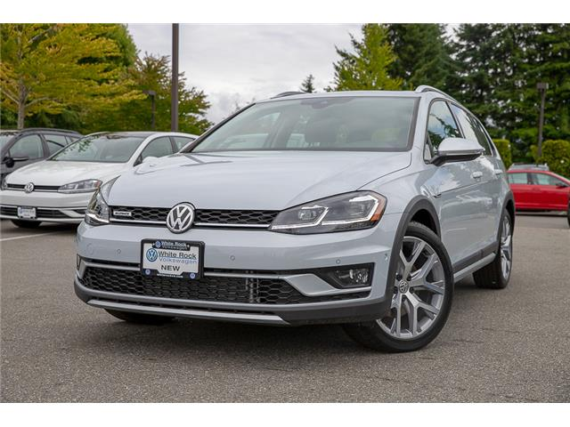 2019 Volkswagen Golf Alltrack 1.8 TSI Execline (Stk: KG503747) in Vancouver - Image 3 of 28