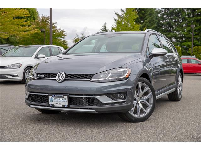 2019 Volkswagen Golf Alltrack 1.8 TSI Execline (Stk: KG503671) in Vancouver - Image 3 of 25