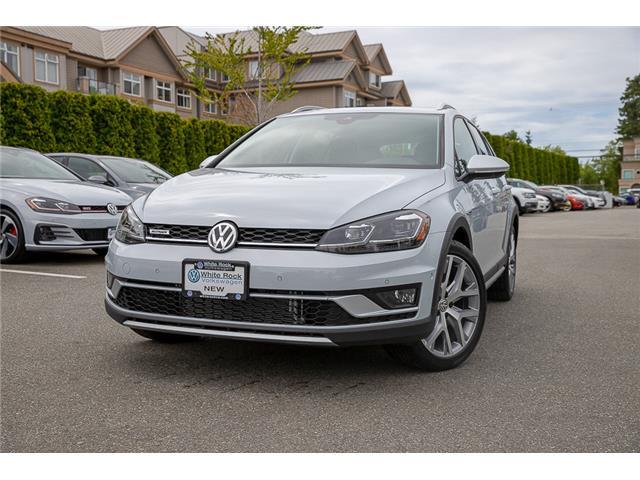 2019 Volkswagen Golf Alltrack 1.8 TSI Execline (Stk: KG508968) in Vancouver - Image 3 of 29