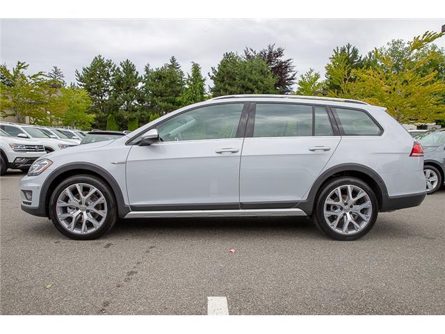 2019 Volkswagen Golf Alltrack 1.8 TSI Execline (Stk: KG503747) in Vancouver - Image 4 of 28