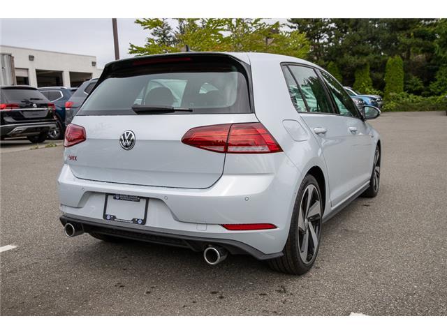 2019 Volkswagen Golf GTI 5-Door Autobahn (Stk: KG006044) in Vancouver - Image 7 of 25