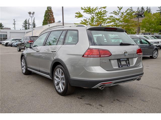 2019 Volkswagen Golf Alltrack 1.8 TSI Execline (Stk: KG505993) in Vancouver - Image 5 of 29