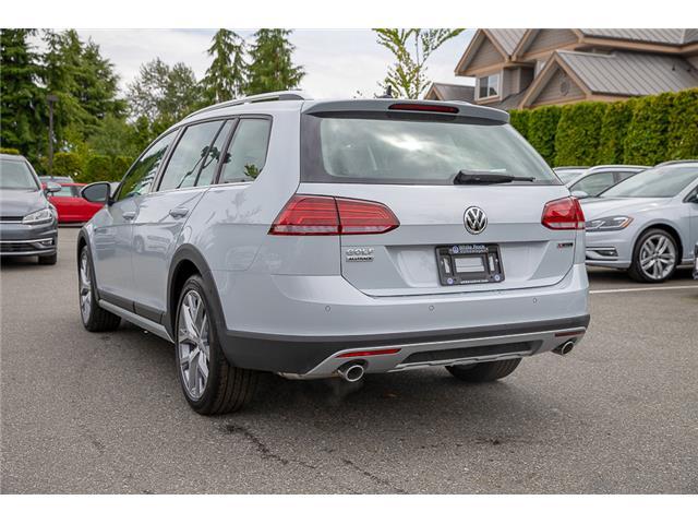 2019 Volkswagen Golf Alltrack 1.8 TSI Execline (Stk: KG508968) in Vancouver - Image 5 of 29